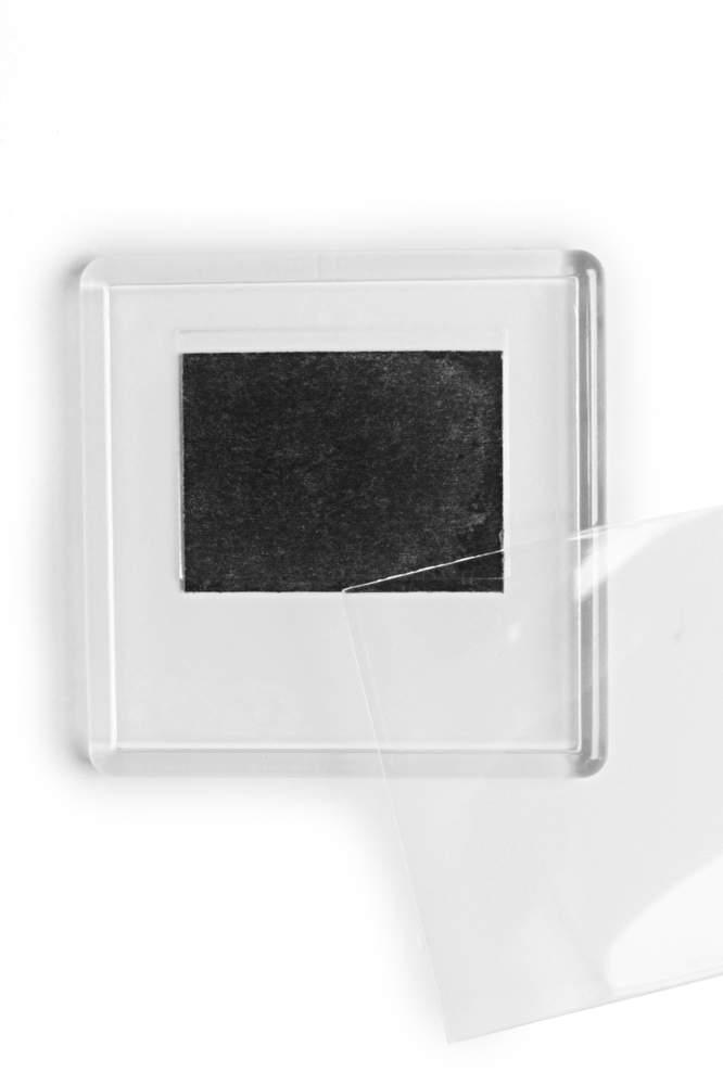 12. Akrylová magnetka na chladničku - (6,5 x 6,5 cm)