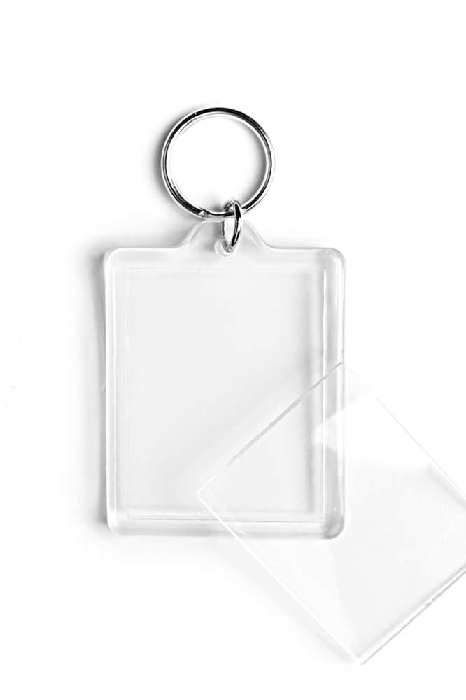 01. Kľúčenka (45x35) - s krúžkom