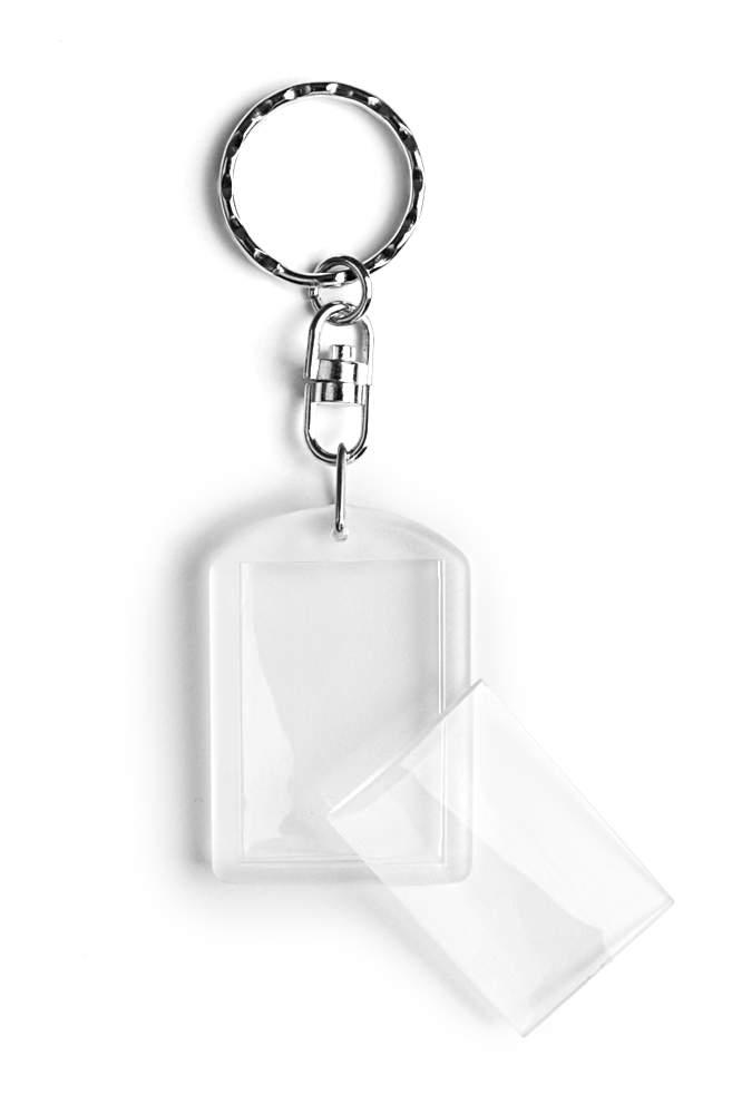 04. Kľúčenka 36x24mm - s otočným prstencom