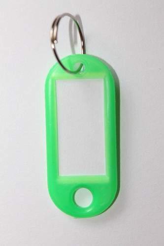 31. Kľúčenka s príveskom - zelená